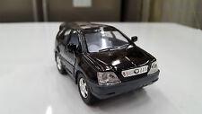 Toyota Harrier noir kinsfun Jouet miniature Voiture Miniature cadeau présent