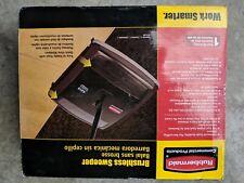 Easy Manual Carpet Sweeper - Rubbermaid Brushless 2 Blade Commercial All Floors