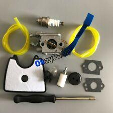 Zama C1Q-W37 Carburetor F Husqvarna 125B 125Bvx 125Bx Air Filter Fuel Line Kit