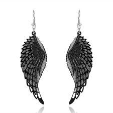 Dangle Earrings Women Jewelry Costume Boho Fashion Geometric Hollow Wings Drop