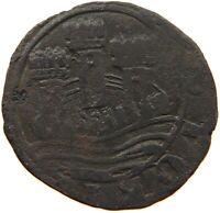 PORTUGAL CEITIL 1495-1521 MANUEL I.  #t80 289