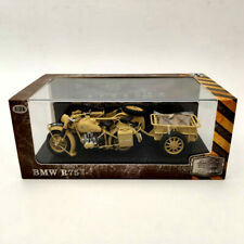 1/24 BMW R75 Panzerfaust 30 Motorcycle World War II Diecast Model Collection