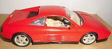 Burago 1:18 - Ferrari 348tb (1989) - TOPP Vitrinenmodell