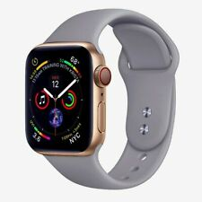 Recambio Correa de Silicona Compatible Con Apple Watch Serie 1 2 3 4 5 38mm 42mm