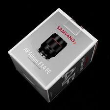 Samyang Optics AF 50mm F1.4 FE Lens For Sony E Mount