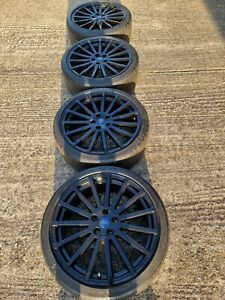 Ford focus rs 19 inch alloy wheels