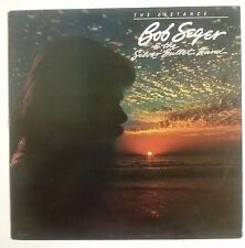 Bob Seger & The Silver Bullet Band The Distance LP UK 1982