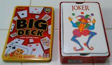Pre-Owned, FUNDEX, BIG DECK GIANT PLAYING CARDS, c. 2006