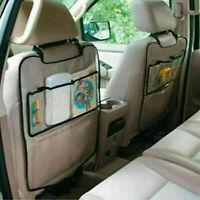 Klar Auto Seat Back Protector Cover für Kinder Kick Mat Mud Storage Zubehör G8Q7