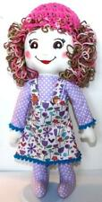 One of a Kind Cloth Doll Pretty Penelope Playmate Doll