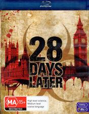 28 Days Later - Cillian Murphy, Robert Carlyle, Brendan Gleeson - Mint Blu-ray