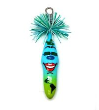 KOOKY KLICKERS KOLLECTIBLE BALL POINT PEN KREW 23 Paloma KEY CHAIN CLIP GIFT SET