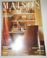 Maison & Jardin French Magazine Maintenon Par Philippe October 1985 101414R1