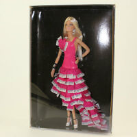 Mattel - Barbie Doll - 2011 Pink in Pantone Barbie (Gold Label) *NM Box*