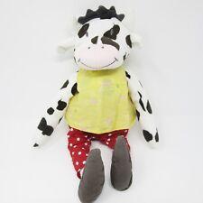 IKEA Fabler Ko vache Couette Jouet Doux en Peluche Jaune Top rouge pantalon 40 cm
