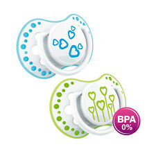 NEW Dynamic soother silicone Lovi 6-18 months (2 pcs) Baby Dummy Infant