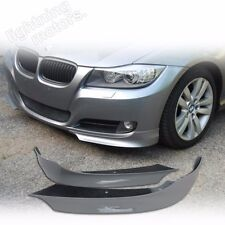 Painted Color FOR BMW E90 3-SERIES OEM Type Front Bumper Lip Splitter SPOILER