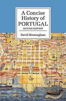 A Concise History of Portugal Cambridge Concise Histories