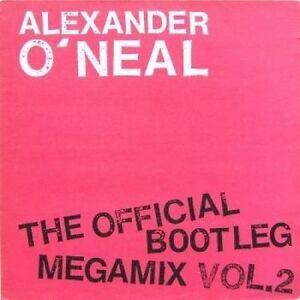 """Alexander O'Neal Official bootleg megamix 2 (1989) [Maxi 12""""]"""