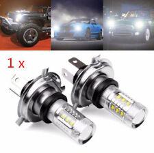 1pc 80W Low Beam Bulb Fog Light Headlight 1500LM High H4 9003 HB2 CREE LED