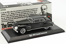 GREENLIGHT HOLLYWOOD 1:43 LINCOLN CONTINENTAL THE GODFAT  IL PADRINO  ART. 86507