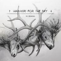 HARAKIRI FOR THE SKY - III:TRAUMA (Limited Edition) BLACK VINYL 2 VINYL LP NEU
