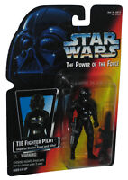 Star Wars Power of The Force (1995) TIE Fighter Pilot Kenner Figure