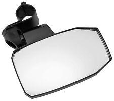 """Polaris UTV with 1¾"""" Roll Bar Break-Away Left Right Quadboss Side Mirror Set"""