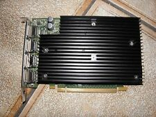 NVIDIA NVS 450 Quad display X16 PCI Express Scheda Grafica e 4 X CAVI DVI