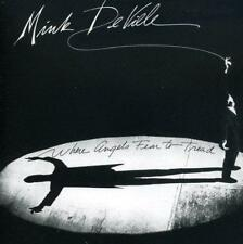 Mink Deville - Where Angels Fear To Tread (NEW CD)