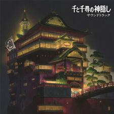 Joe Hisaishi - Spirited Away (Original Soundtrack) [New Vinyl LP]