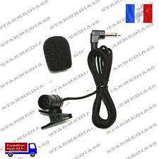 Microphone Micro Jack 3.5mm autoradio Sony Pioneer Jvc Alpine Bluetooth mp3 (90)