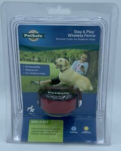 PetSafe Stubborn Dog Stay and Play Wireless Fence Collar Receiver PIF00-13672