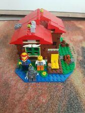 Lego Haus (Ferienhaus) Mit Figuren