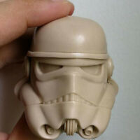 Blank Hot 1/6 Star Wars Elite Units Of The Galactic Empire Head Sculpt Unpainted