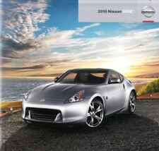 2010 10 Nissan 370Z  original sales brochure Mint