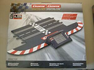 Carerra Digital 1:32 Slot Car Track Lap Counter Base Unit 30342
