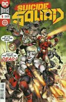 Suicide Squad #1 Main Cover DC Comics 2019