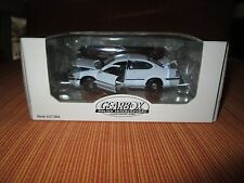 Gearbox 1/43 Blank White 2004 Chevrolet Impala w/ light bars