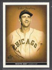 2002 SP Legendary Cuts - #49 - Luke Appling - Chicago White Sox