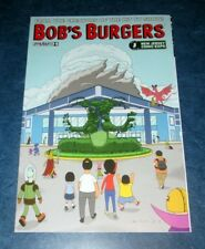 BOBS BURGERS #5 NEW JERSEY COMIC EXPO variant 1st print DYNAMITE COMIC 2014 FOX