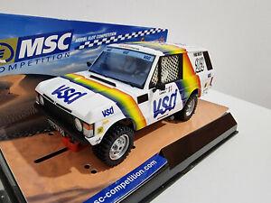 Range Rover Paris-Dakar 1981#212 Rene Metge  MSC-7407 1/32 #NEW