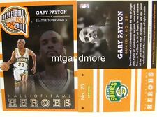 PANINI NBA (ADRENALYN XL) 2013/2014 - #025 Gary Payton-Hall of Fame Heroes
