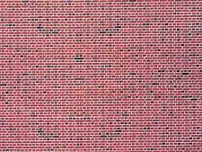 Vollmer N 47361 Mauerplatte Klinker 250x125 mm aus Karton Neu