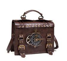 Renaissance Navigator Shoulder Bag Antique Gear Medievel Costume Luxury Design