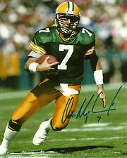 "Packers Legendary QB  DON MAJKOWSKI Signed 8x10 Photo #2 AUTO ""MAJIK-MAN!"""