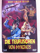 ISLAND OF DEATH ~ 1975 Original DPP Video Nasty Uncut Ltd Ed German Hardbox
