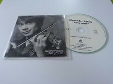 Alexander rybak-fairytales!!! rare promo cd!!!