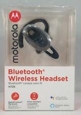 Motorola Bluetooth Mono H725 Headset with Alexa - Black