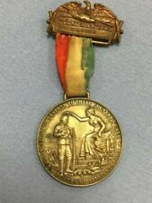 US Military Issue 1st Montana Division Given During Spanish American War, Medal